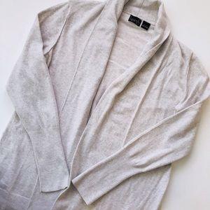 EUC Kersh open front cardigan